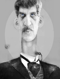 Dr Phibes - author: R O'Donnell - The Kreep